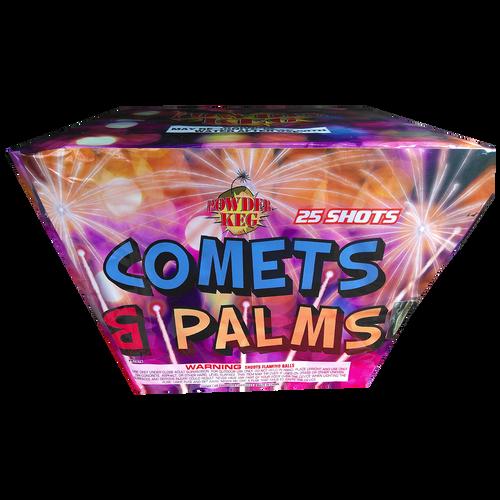 COMETS & PALMS 25'S