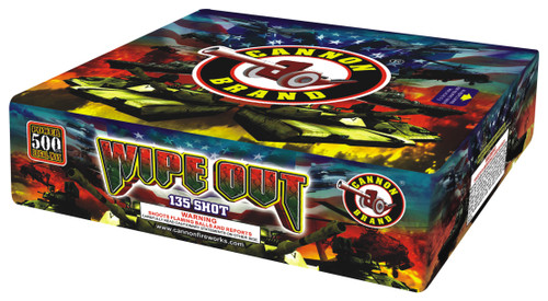 WIPE OUT 135 SHOT