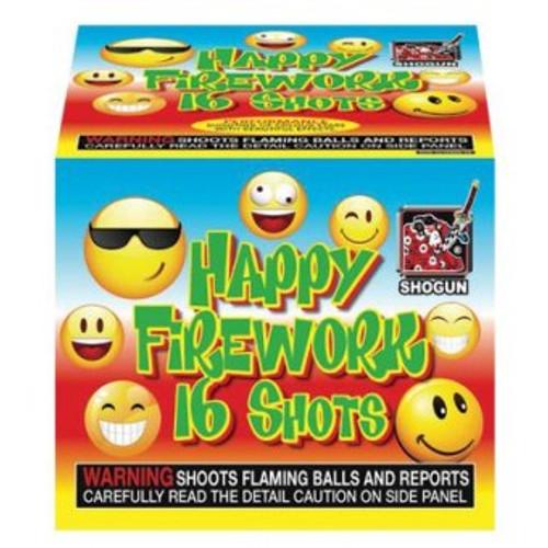 HAPPY FIREWORK 16