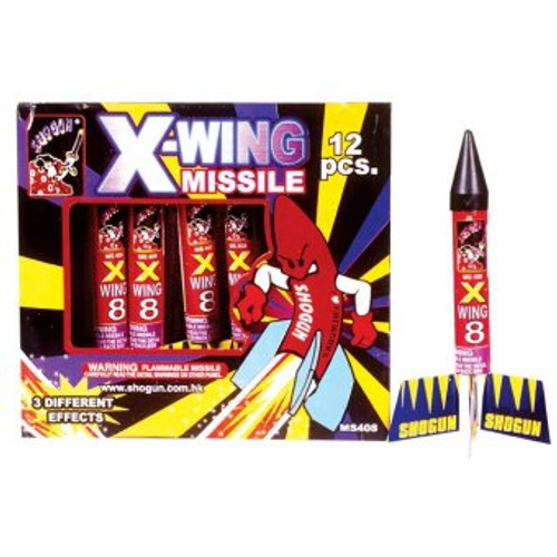 X-WING 8 MISSILE  8""