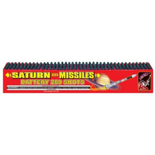 SATURN MISSILE 200 SHOTS