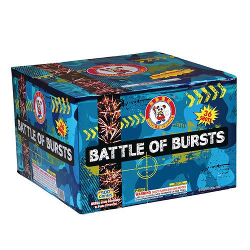 BATTLE OF BURSTS - 36 SHOTS