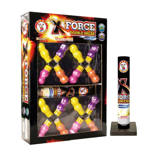 X FORCE DOUBLE BREAK