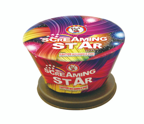 SCREAMING STAR