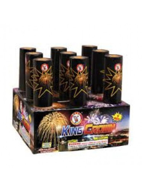 KING CROWN - 9 SHOTS