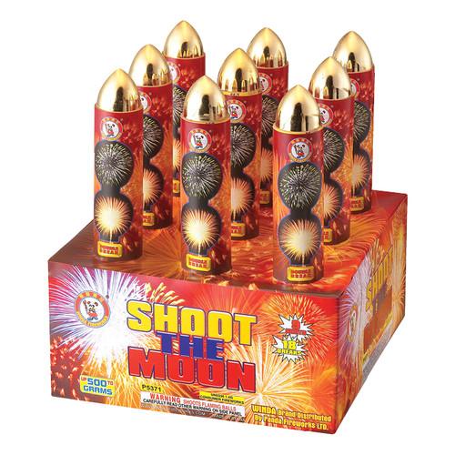 SHOOT THE MOON - 9 SHOTS