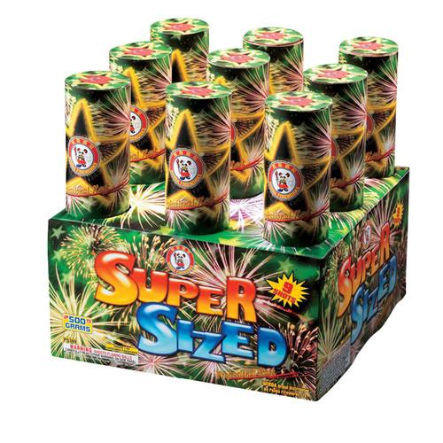 SUPER SIZED - 9 SHOTS