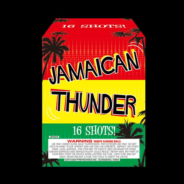 JAMACIAN THUNDER  16'S