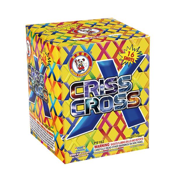 CRISS CROSS -16 SHOTS