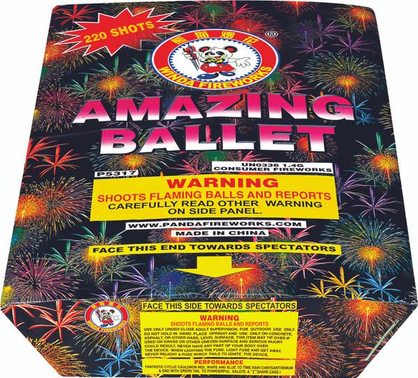 AMAZING BALLET - 220 SHOTS