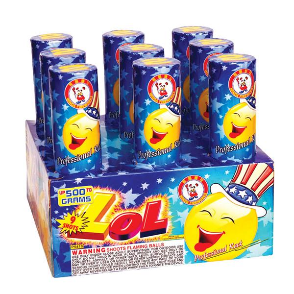 LOL - 9 SHOTS
