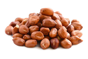 Peanuts With Red Skin
