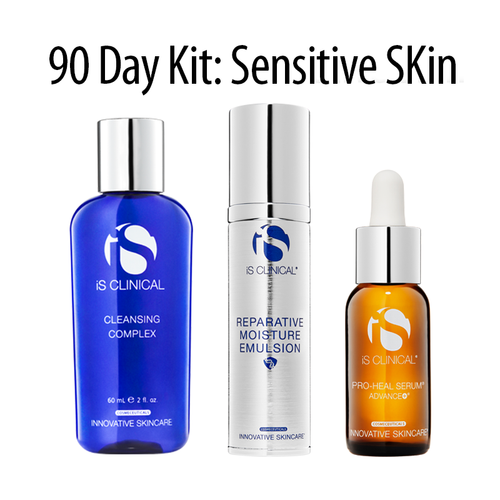 90 Day Kit: Sensitive Skin
