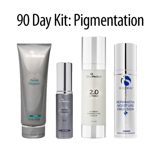 90 Day Kit: Pigmentation