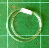 Soft Clear Line - Hose .059, 1.5mm OD Dia.