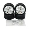 """Hella's 23"""" Wheels & Tires (2 pair)  1/24-1/25"""