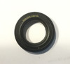 Firestone Supreme Blackwall/Whitewall Tire Set of 4, 1/25