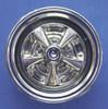 Pontiac, GTO, Firebird Rally Wheels, 4-Set, 1/25