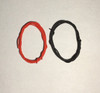"""Battery Cables or Small Coolent Lines, Red and Black .025"""""""