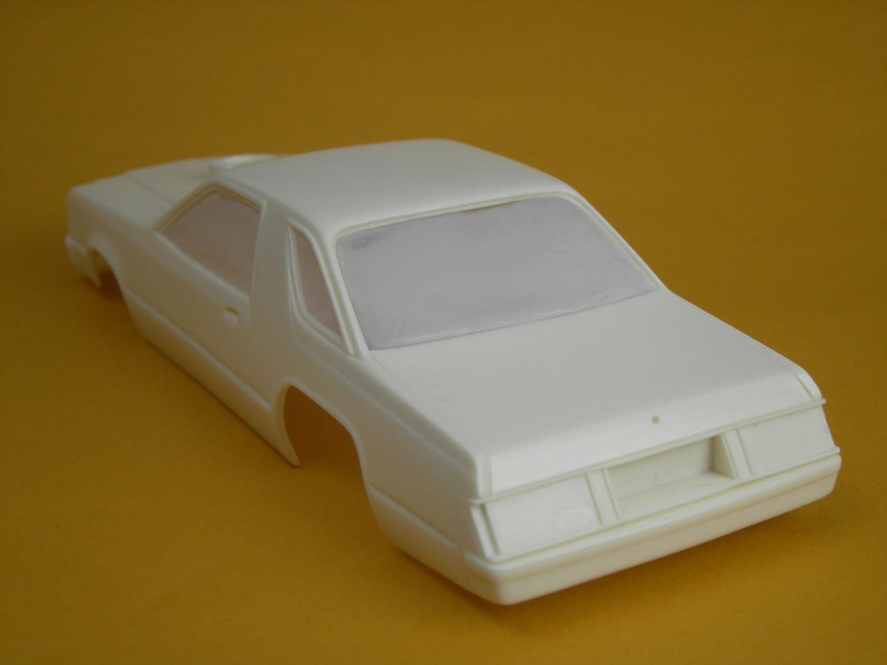 Fairmont Pro Stock Drag Racing Body Kit w/ Shipping  1/25