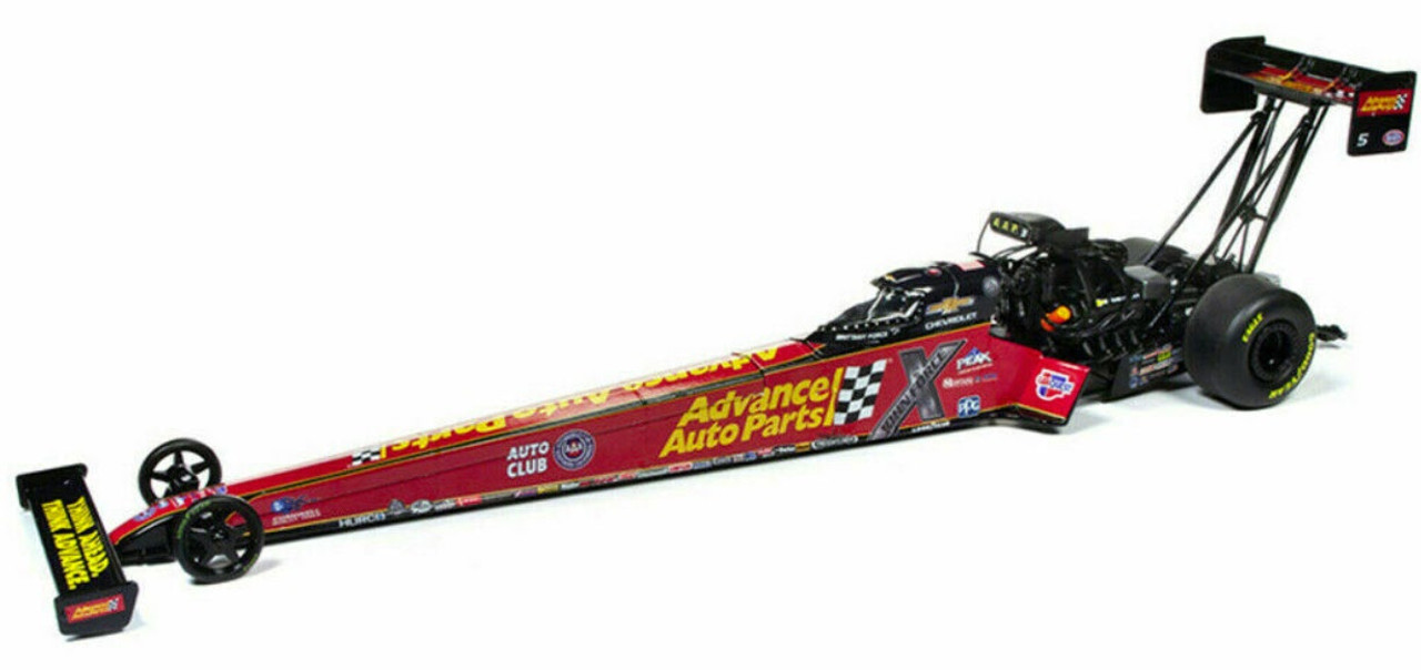 Brittney Force TF Dragster Die Cast 1/24