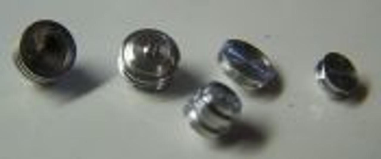Serpentine 5-Pulley Set - Aluminum 1/25