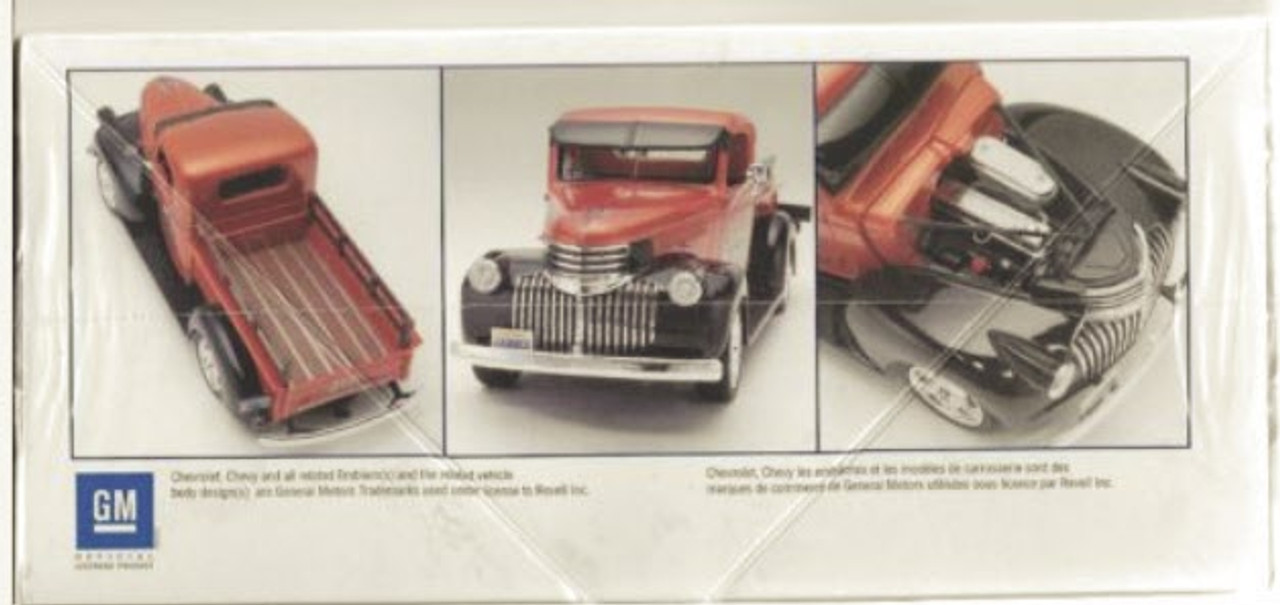 1941 Chevy Pickup Truck 1/25