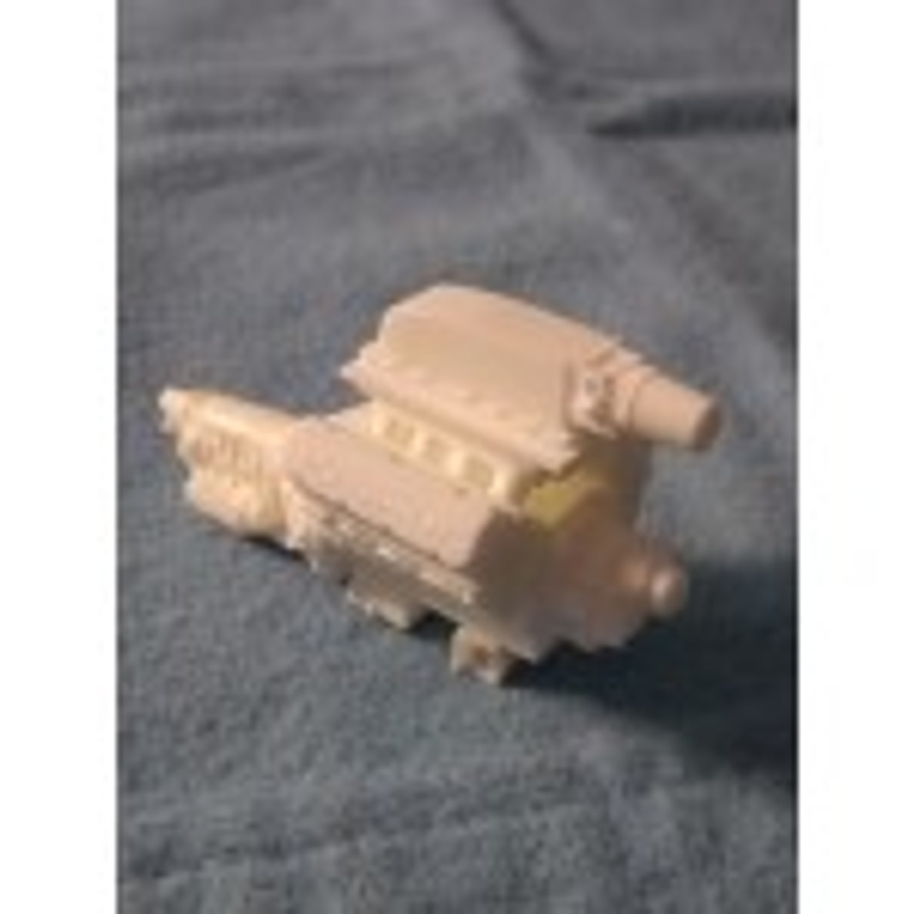 Chevy 582 Engine, Ram Air 1/25