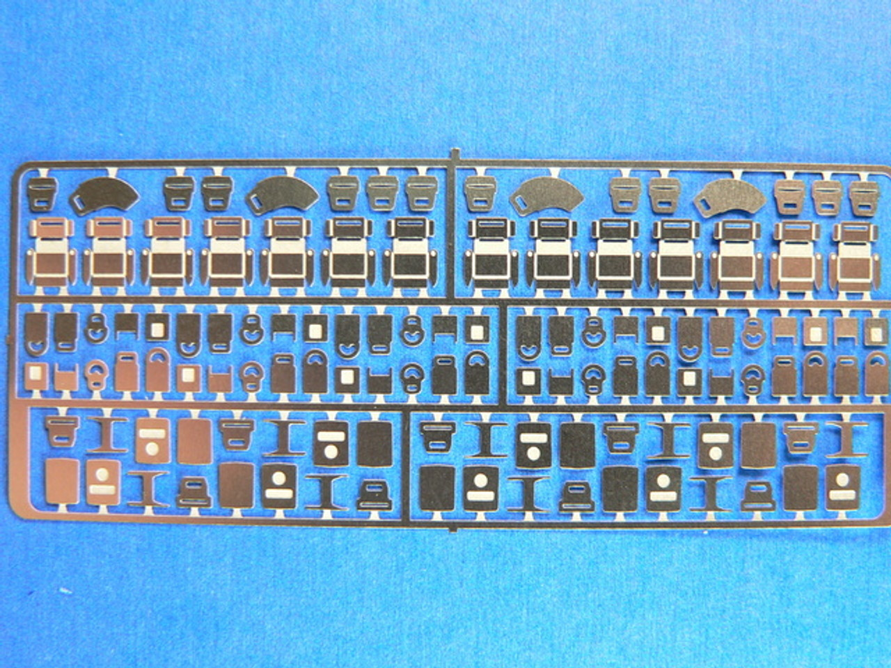 Seatbelt Hardware 1/24-1/25