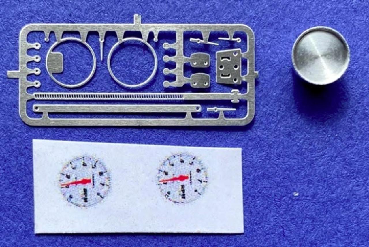 Tachometer Kit 1/24-1/25