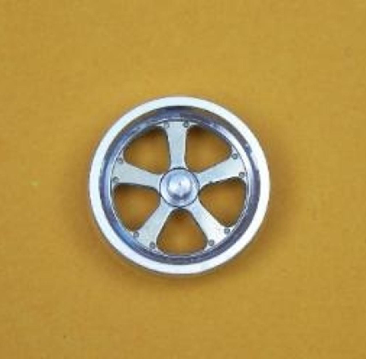 American Trak Star Front Wheels 1/25