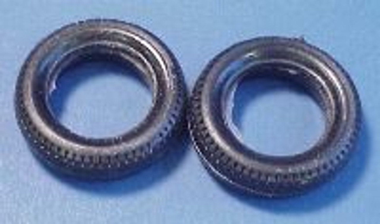 Pirelli Type Small Front Racing Tires 1/25
