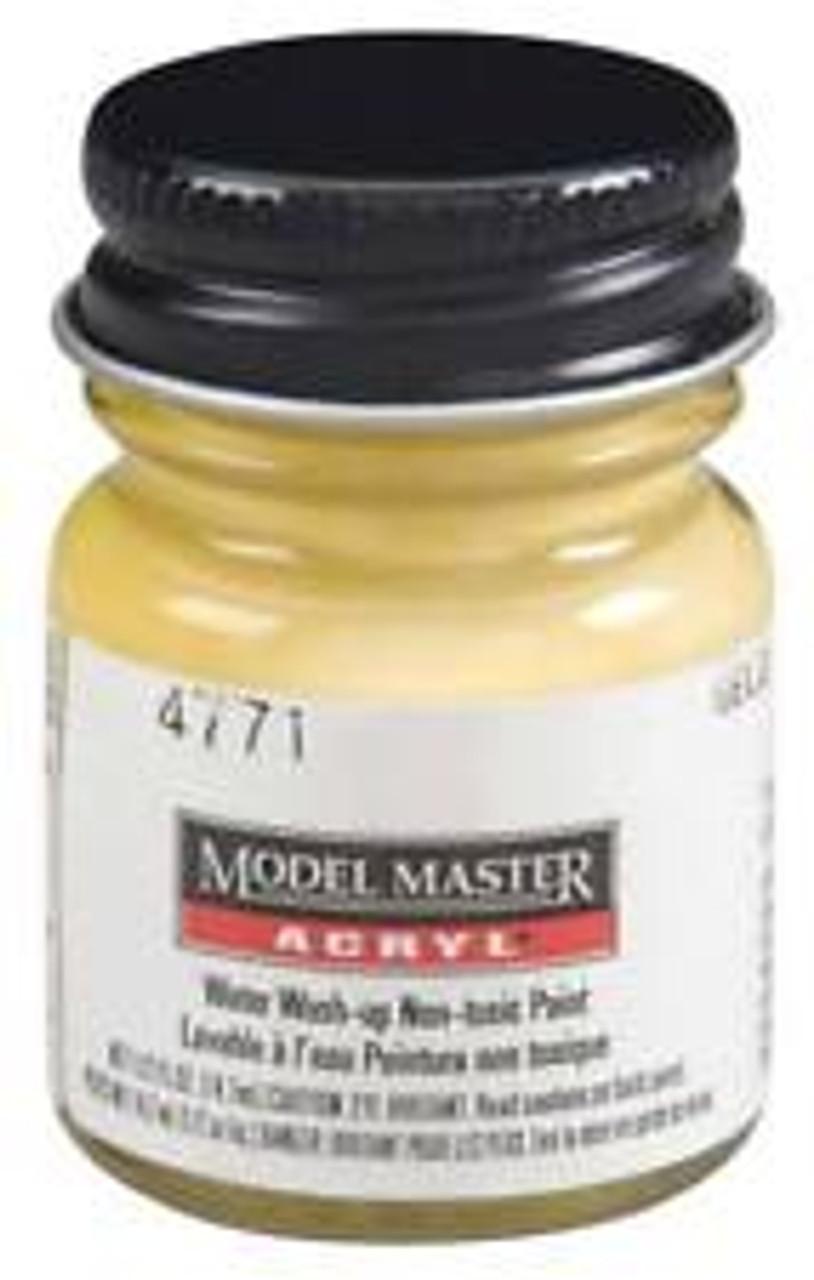Model Master Gelb RLM 04 Acrylic, 1/2oz Bottle