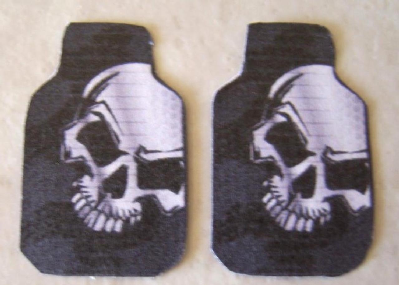 Floor Mats, Large Skull, 1/25