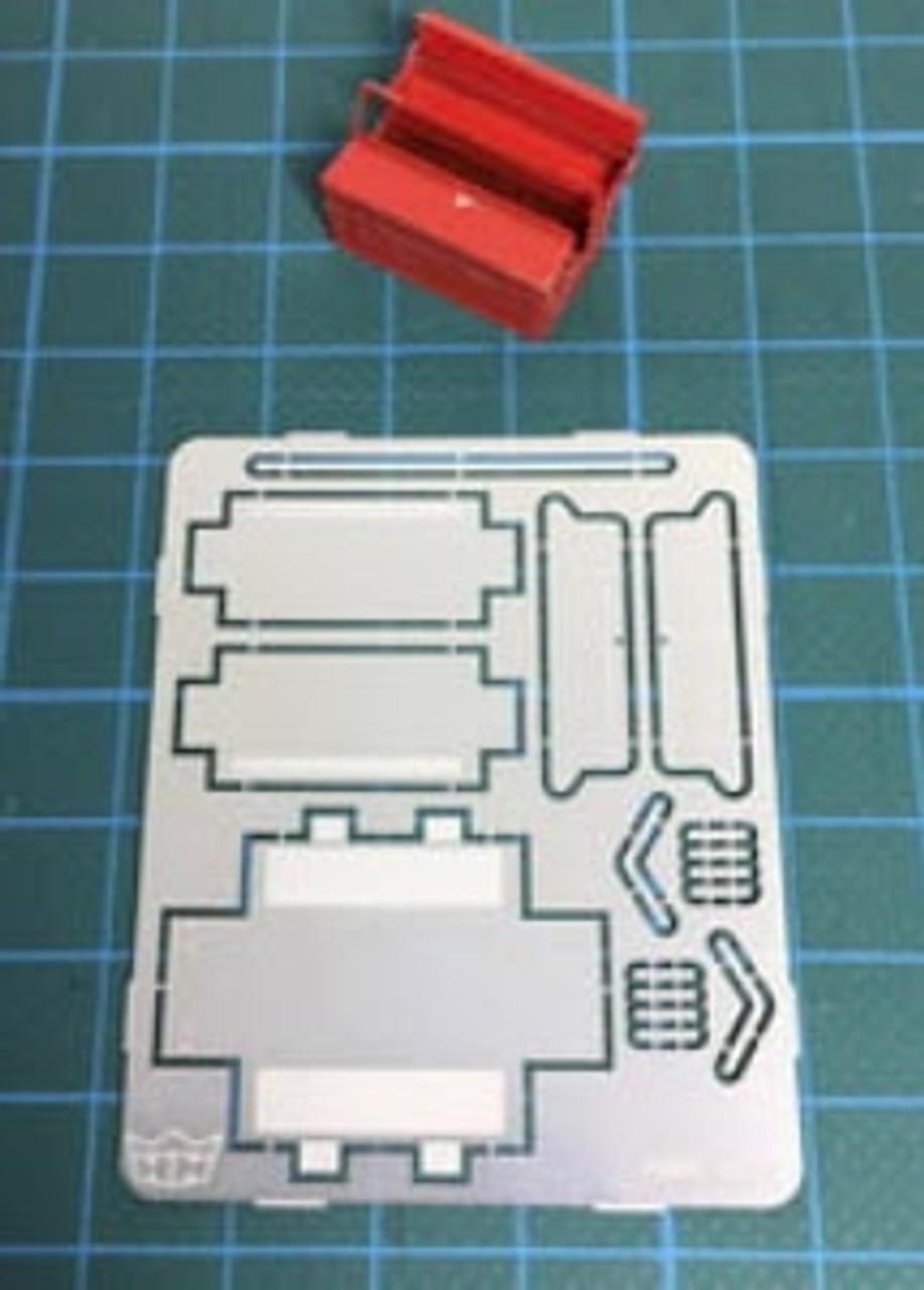 Small Tool Box, 1/25