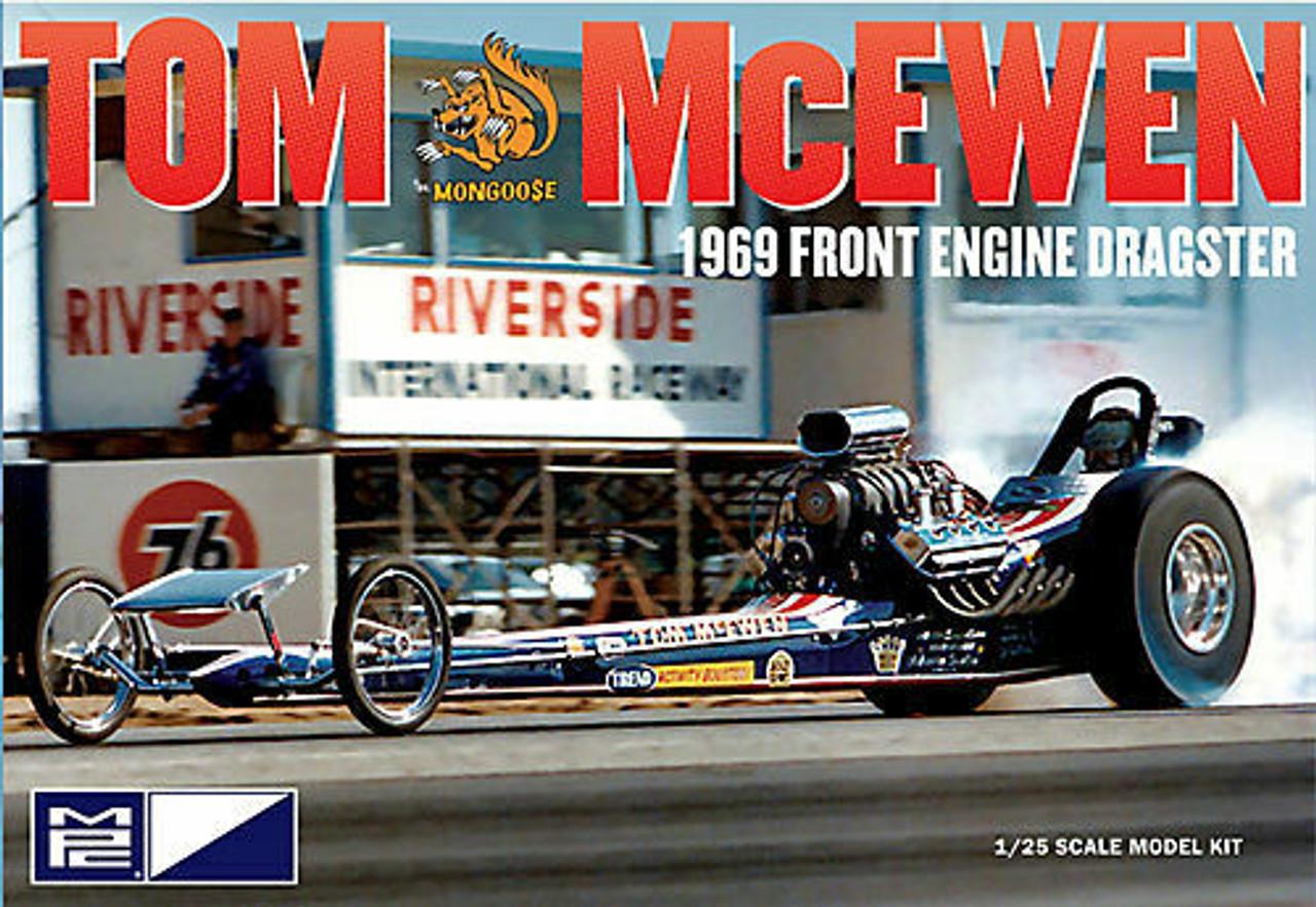 Tom 'Mongoose' McEwen '69 FED 1/25