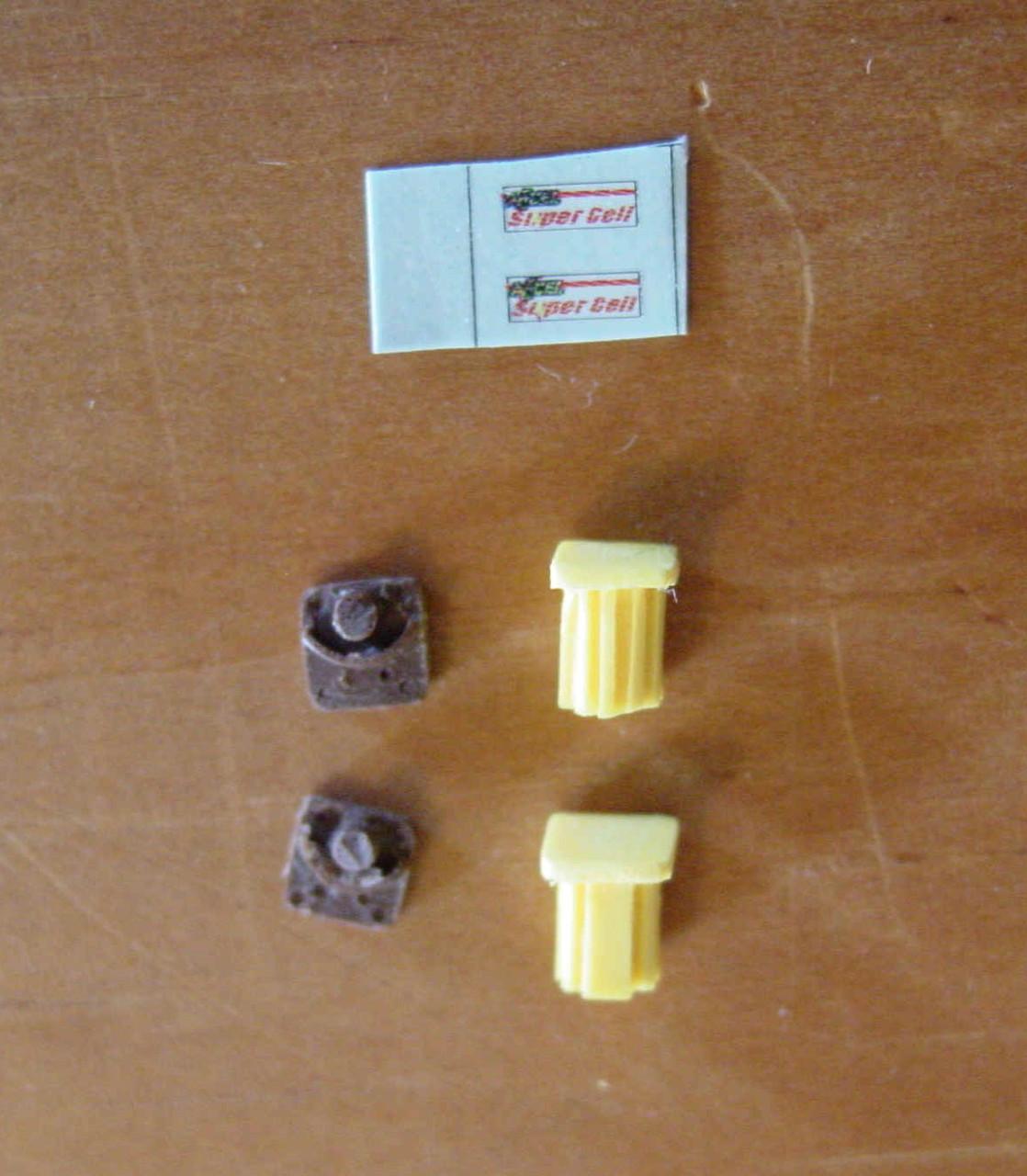 Dual Accel Super Coils 1/25