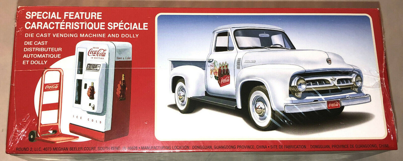 '53 Ford Coca-Cola Pickup 1/25