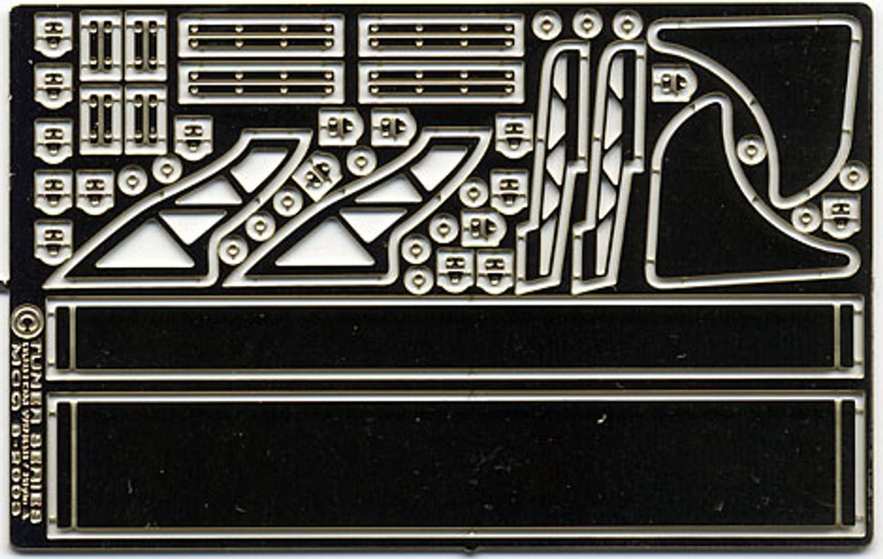 Custom Billet Wings - Evolution GT 1/25