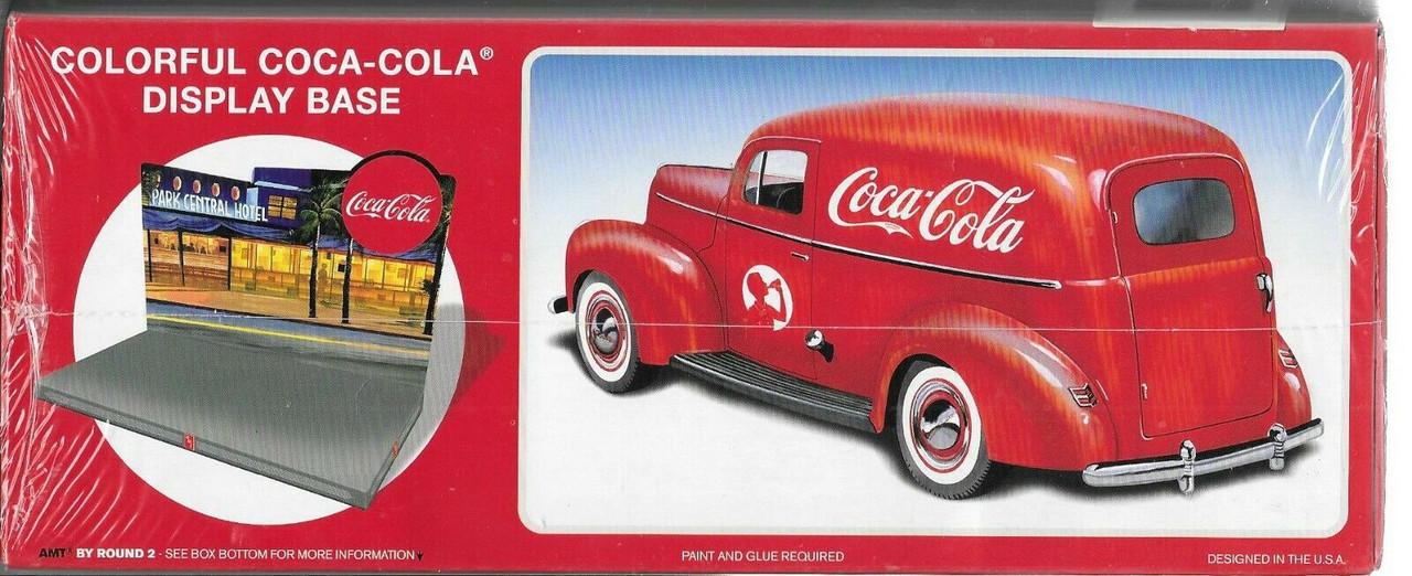 1940 Ford Coca-Cola Sedan Delivery, 1/25