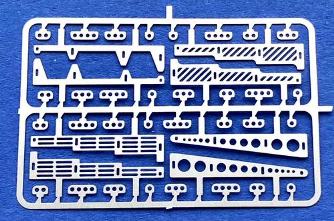Spark Plug Wire Loom Set, Modern 1/24-1/25