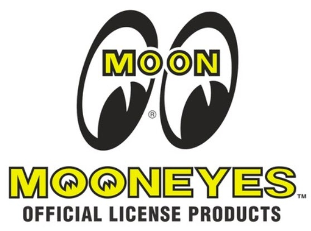 Mooneyes Car Club Plaque Set 1/25