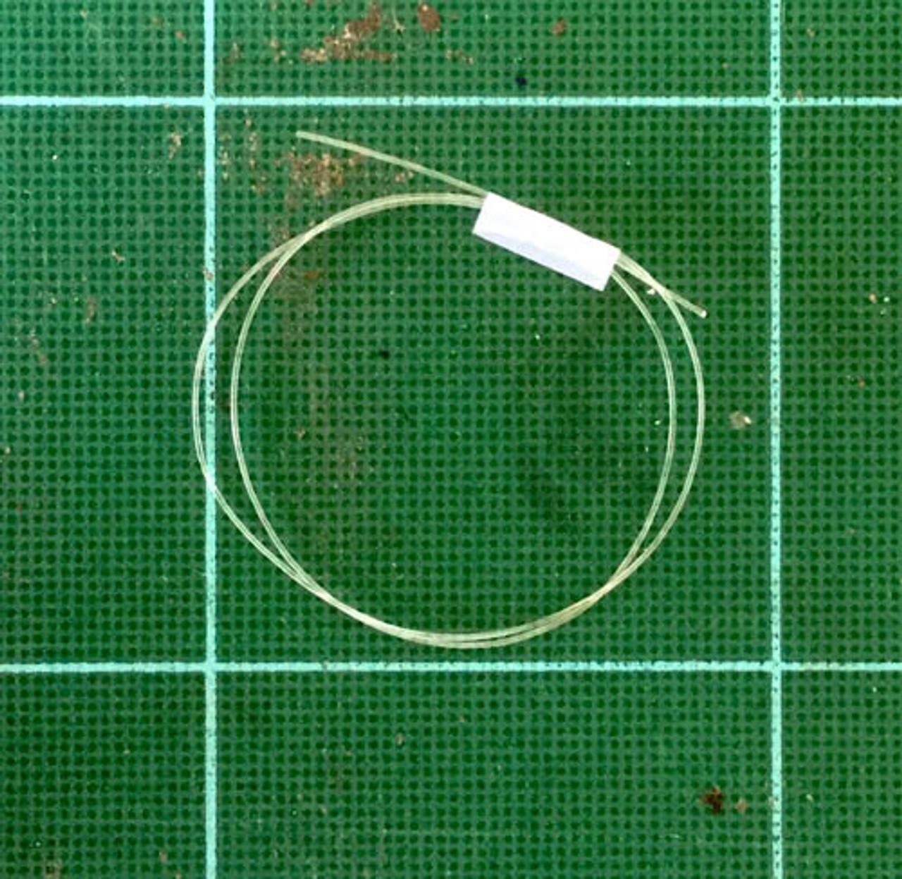"Soft Clear Line - Hose .006"", .15mm OD"