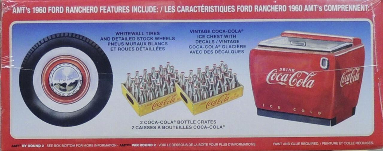 1960 Ford Ranchero & Coke Items, 1/25