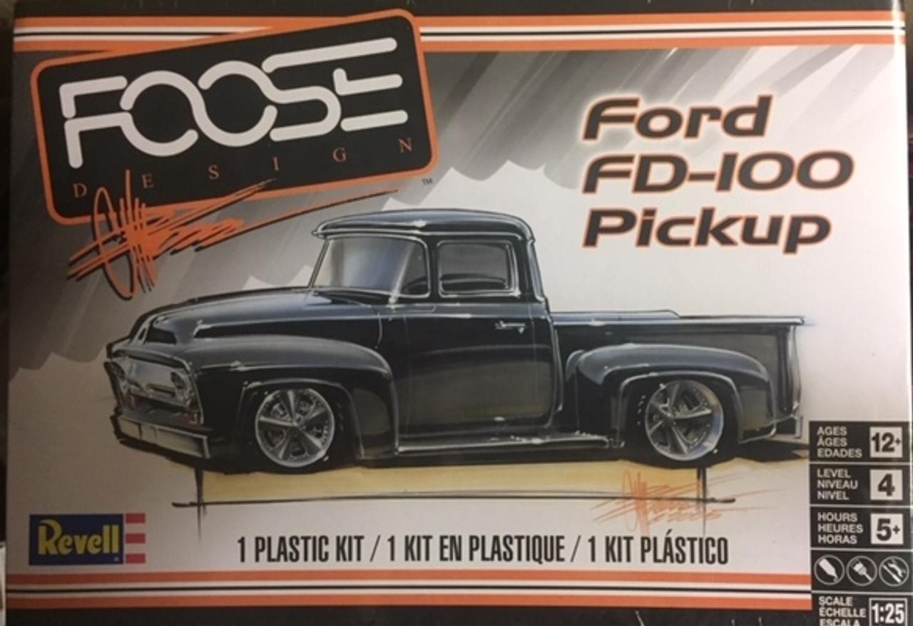 Foose Ford FD-100 Pickup, 1/25