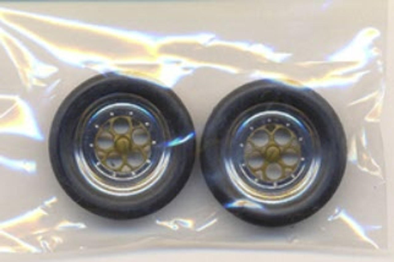 Funny Car Front Wheels  1/24-1/25