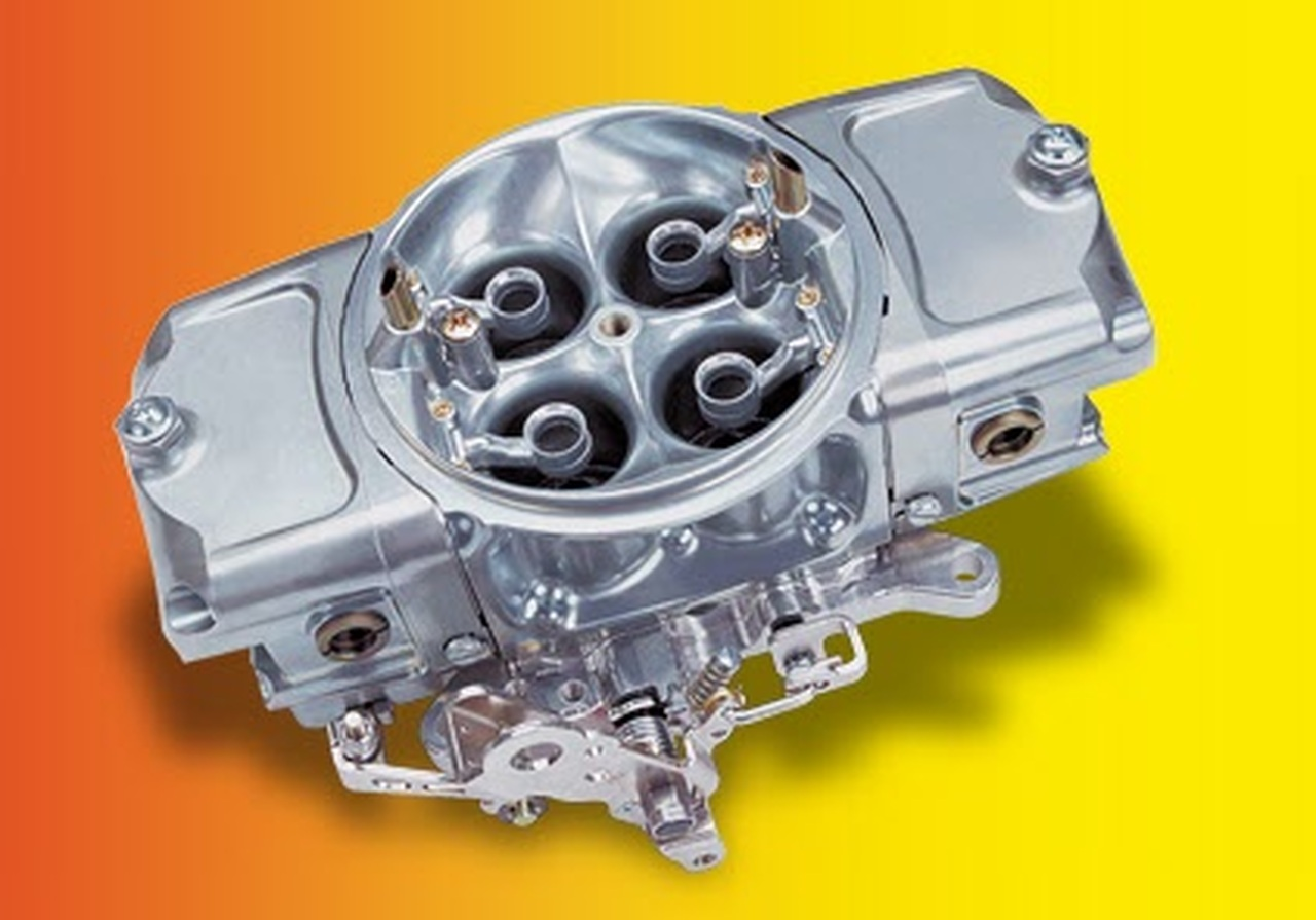 Barry Grant DEMON 4bbl Carburetor 1/25