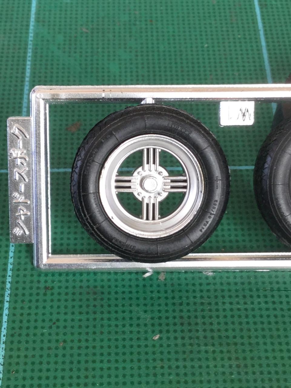 Shaadow Spoke Wheel Set, 1/24
