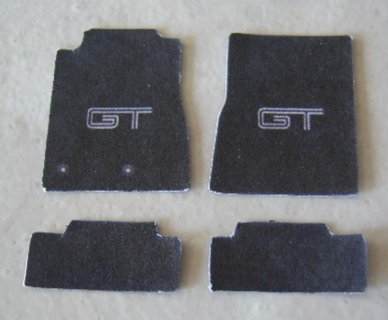 GT Floor Mats,  1/25