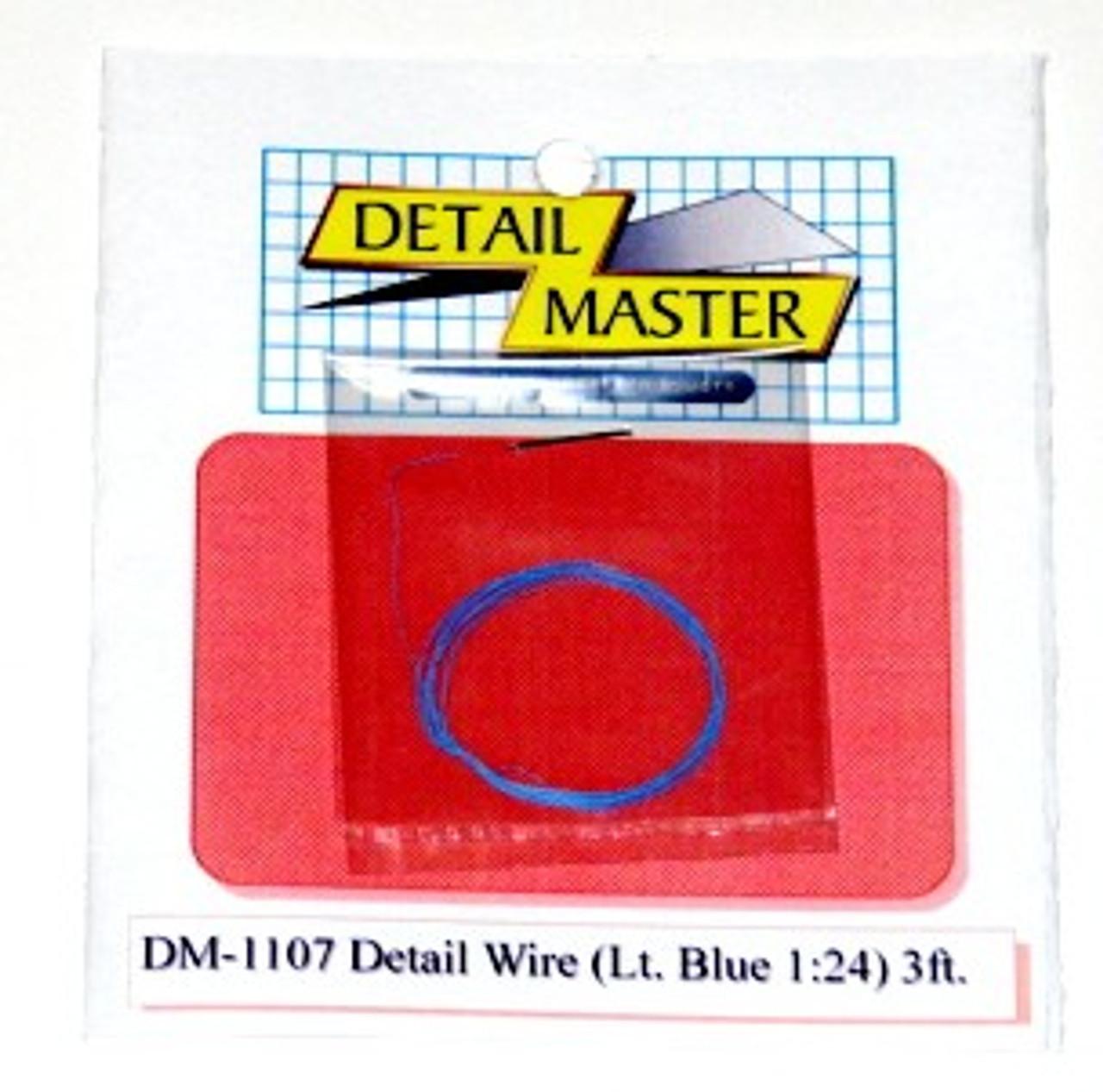 "Detailing Wire .0075"", Light Blue"